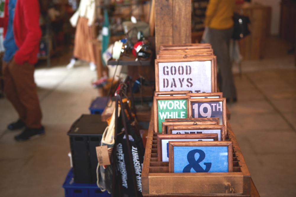 【旅レポ】Better Life のアイデアいっぱい。郊外カフェ&ショップへ