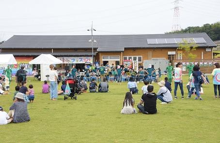 城陽市緑化フェスティバル
