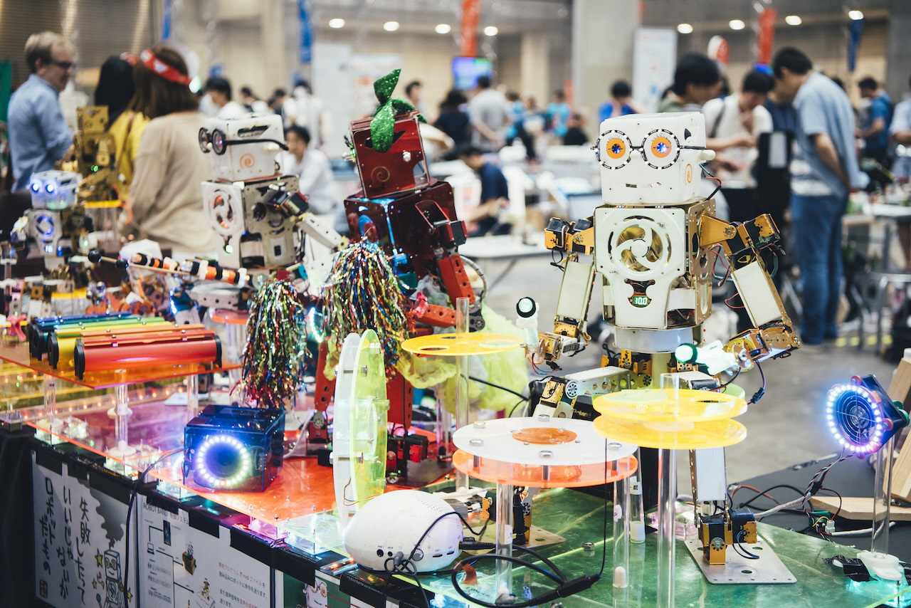 Maker Faire Kyoto 2019