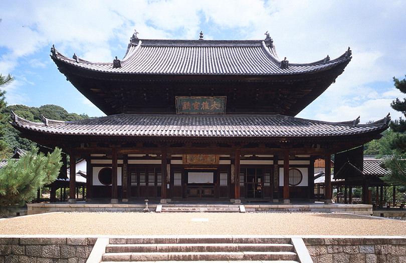創建当初の姿が残る貴重な禅寺へ