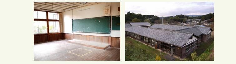 田山生涯学習センター(旧田山小学校)