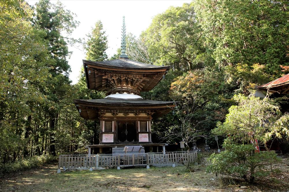 宇治田原歴史の道 鷲峰山登山道~祈りの参詣道