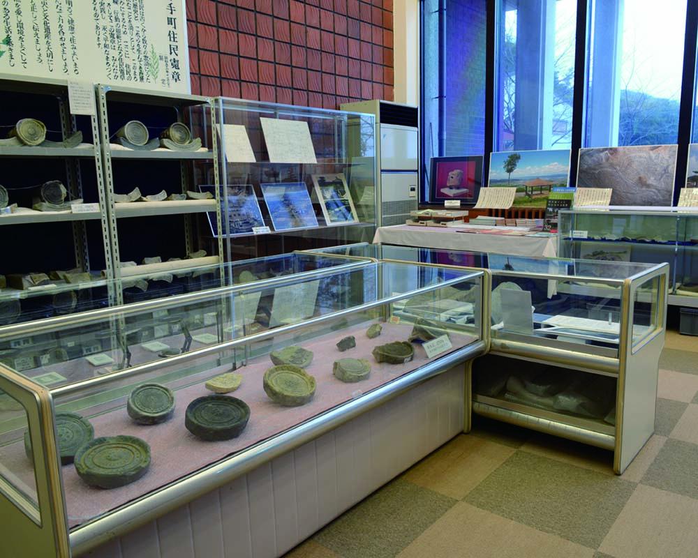 自然休養村管理センター(文化財展示室)