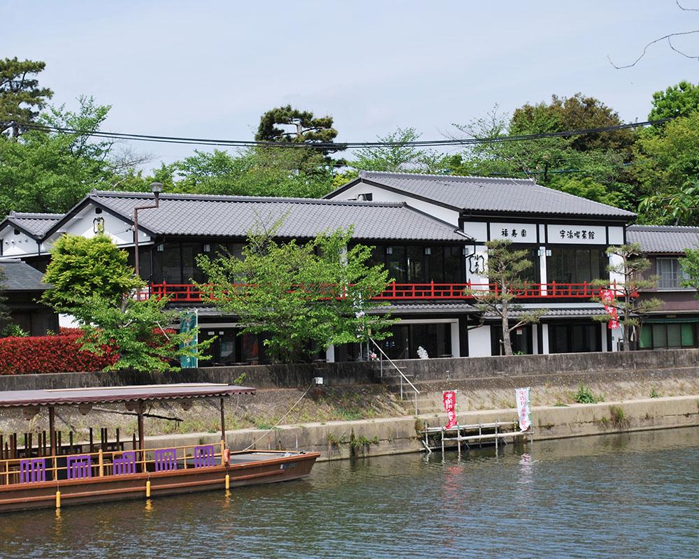 福寿園 宇治喫茶館