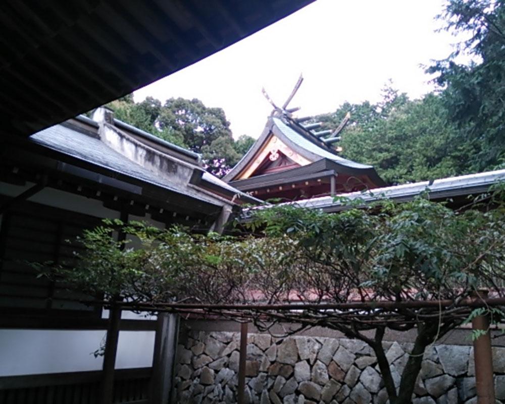 岡田國神社