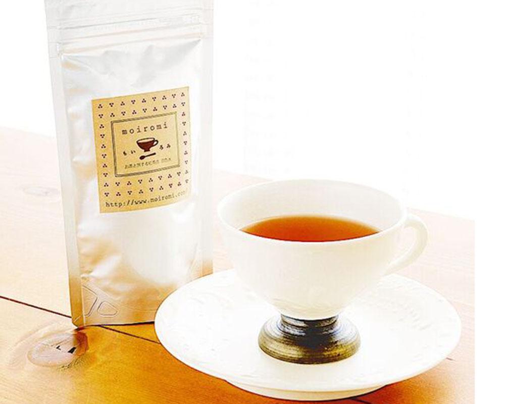 お茶と旅する紅茶店 百色水 Fika(もいろみ フィーカ)