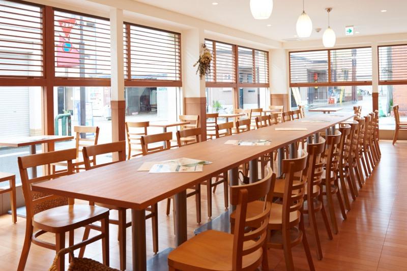 GOCHIO cafe 伍町カフェ