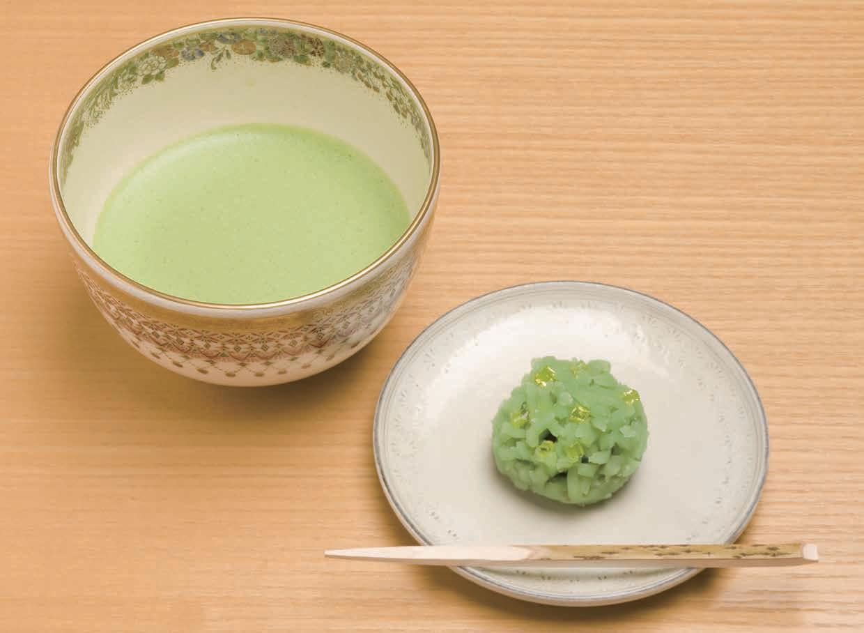 福寿園京都本店4階「京の茶庵」