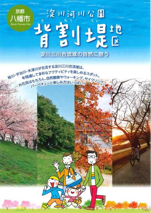 淀川河川公園背割堤地区